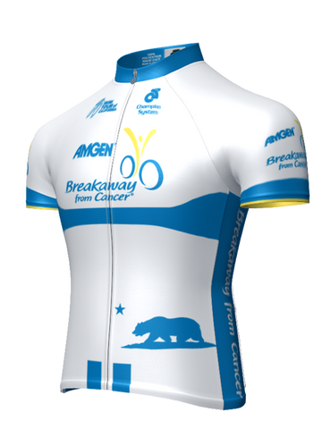 Amgen Tour of California 2016 Most Courageous Rider Jersey