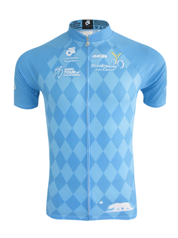 Amgen Tour of California 2016 Amgen Breakaway From Cancer Most Courageous Rider Jersey