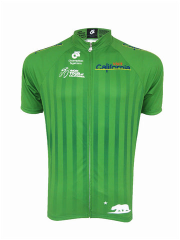 Amgen Tour of California 2016 Visit California Sprint Jersey