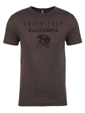 Amgen Tour of California United Bear Short Sleeve T-Shirt