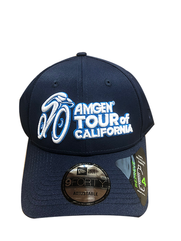Amgen Tour of California 9FORTY Repreve Front 2 Color Cap
