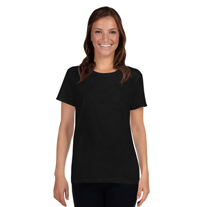 Custom T-shirts for Women Black