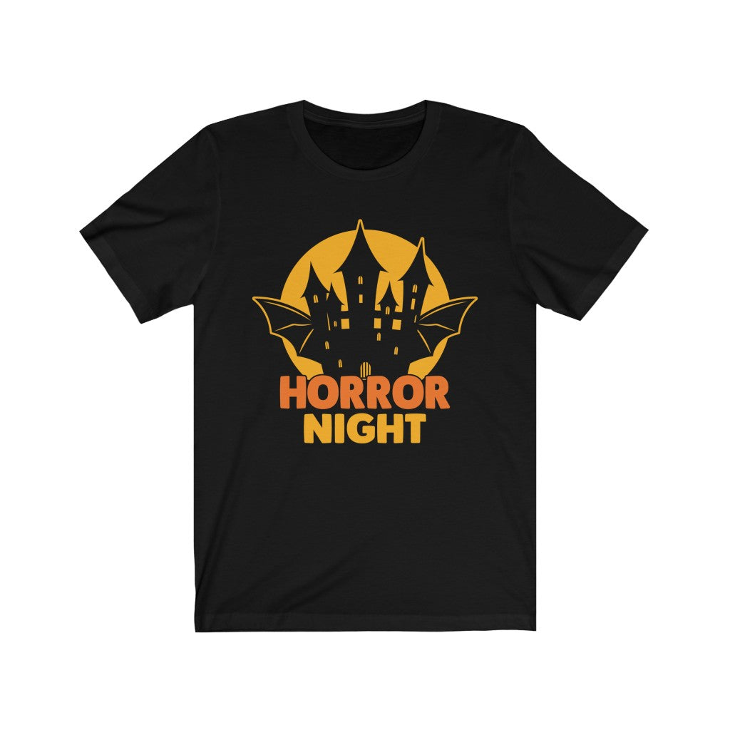 Horror Night Halloween T-shirt