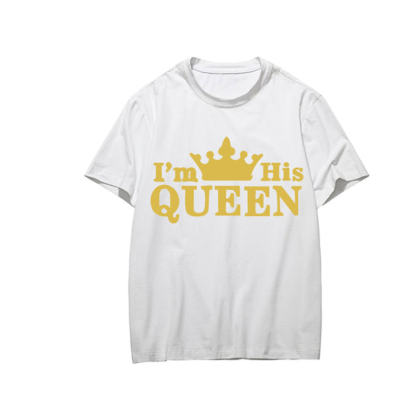 I'm Her King His Queen T-shirts
