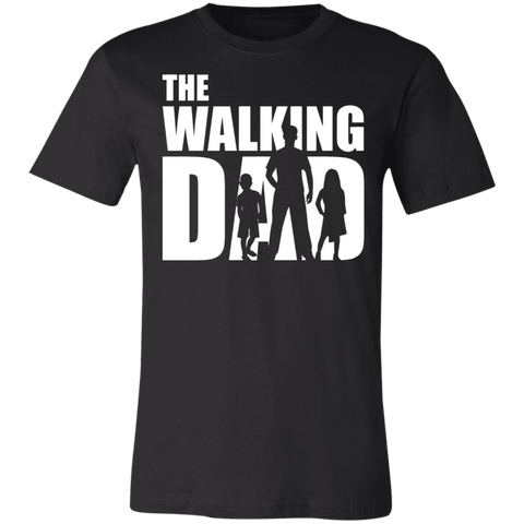 The Walking Dad Funny T-shirts