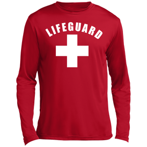 Lifeguard Shirt Long Sleeve