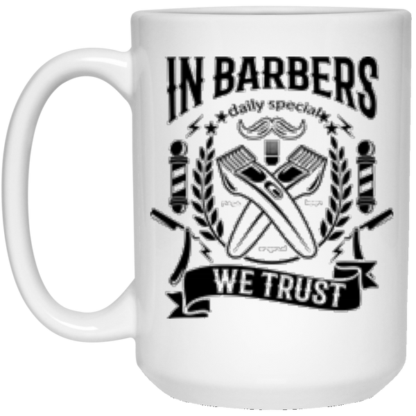 Barbers Coffee Mug