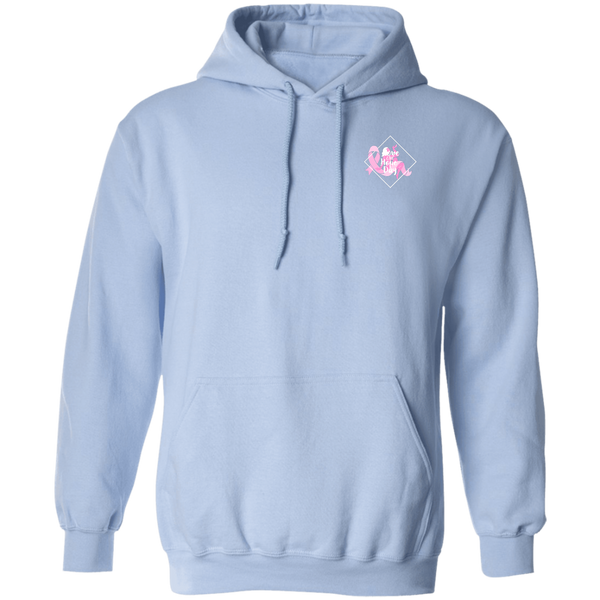 Love Live Hope Breast Cancer Awareness Hoodie