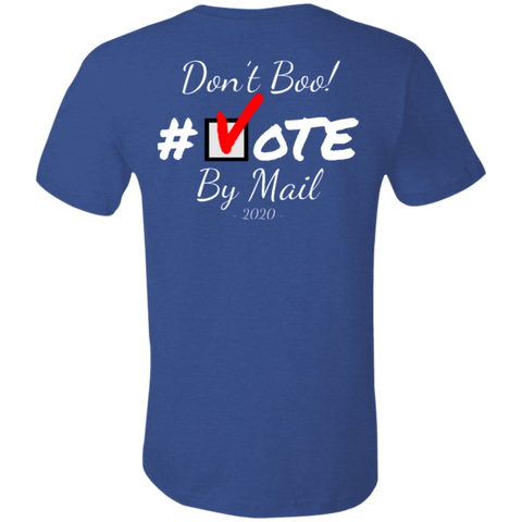 Don't Boo Vote T-shirt