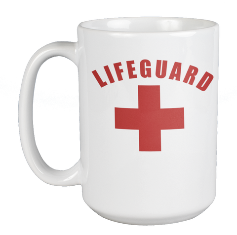 Lifeguard Coffee Mug