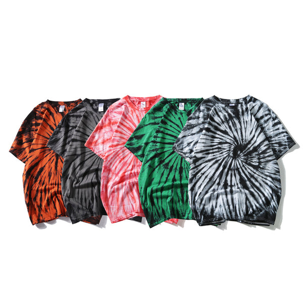 Tie Dye T-shirts in Cotton