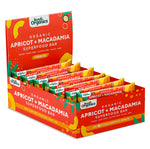 Load image into Gallery viewer, Apricot + Macadamia<br>Superfood Bars<br>12 Pack