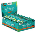 Load image into Gallery viewer, Cacao + Mint Superfood Bars