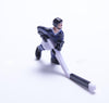 Rod Hockey Player (55mm long stick) with Steel Rod attachment, Blue and White