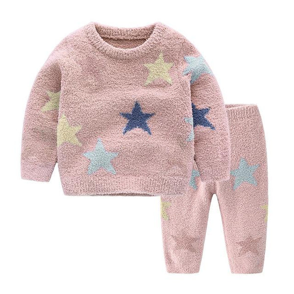 Pack of 4 Kids Clothing Set