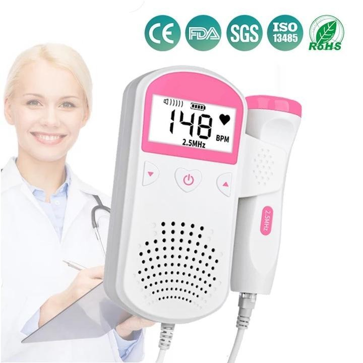 #1 Baby Heartbeat Doppler