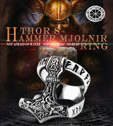 Sons of Odin Rings