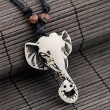 Elephant Memories Pendant Necklaces