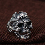 KingSkull™ 925 Sterling Silver Ring