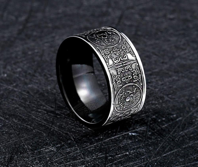 The Old Gods Ring