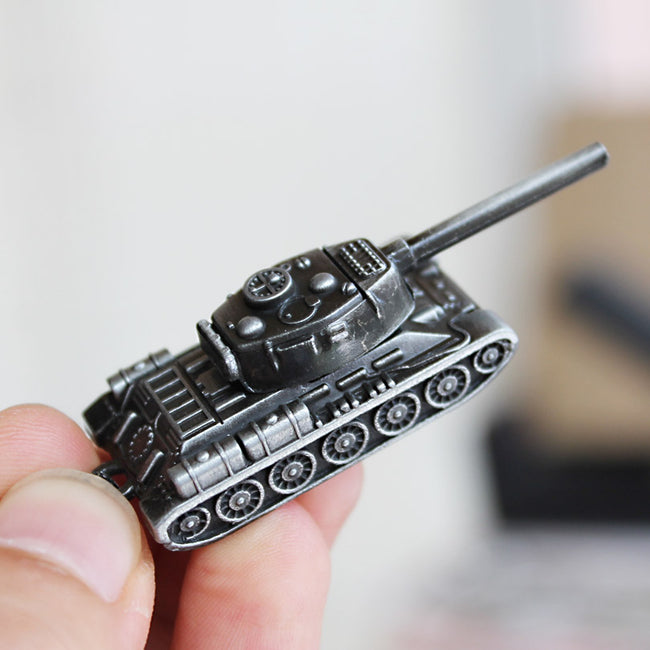 Honor To Serve™ Tank Keychain
