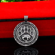 Bear Spirit Animal Pendant