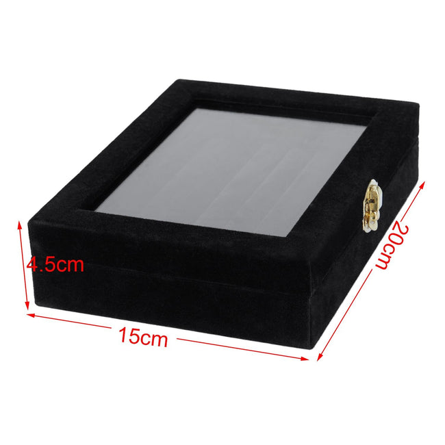 Deluxe Ring Display Box