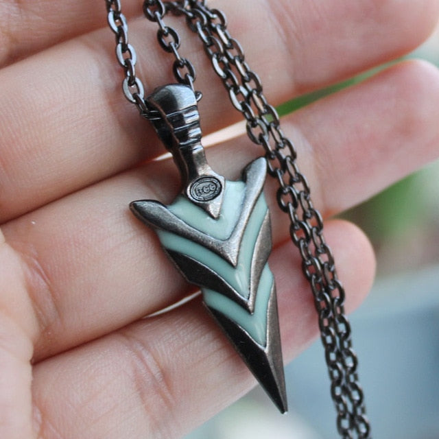 Arrow of Light Necklace