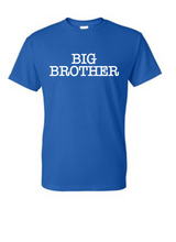 Load image into Gallery viewer, Big Brother Youth and Toddler shirt - Buggy Boos Embroidery