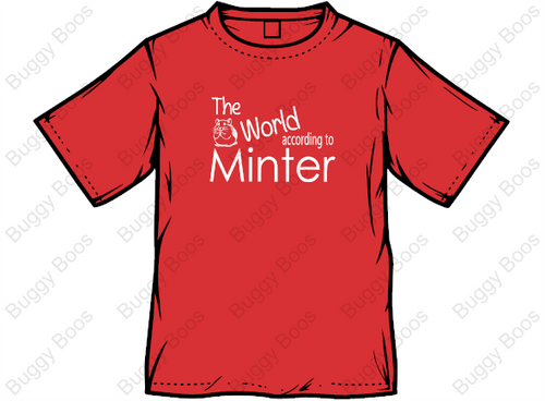 The World According to Minter - Buggy Boos Embroidery