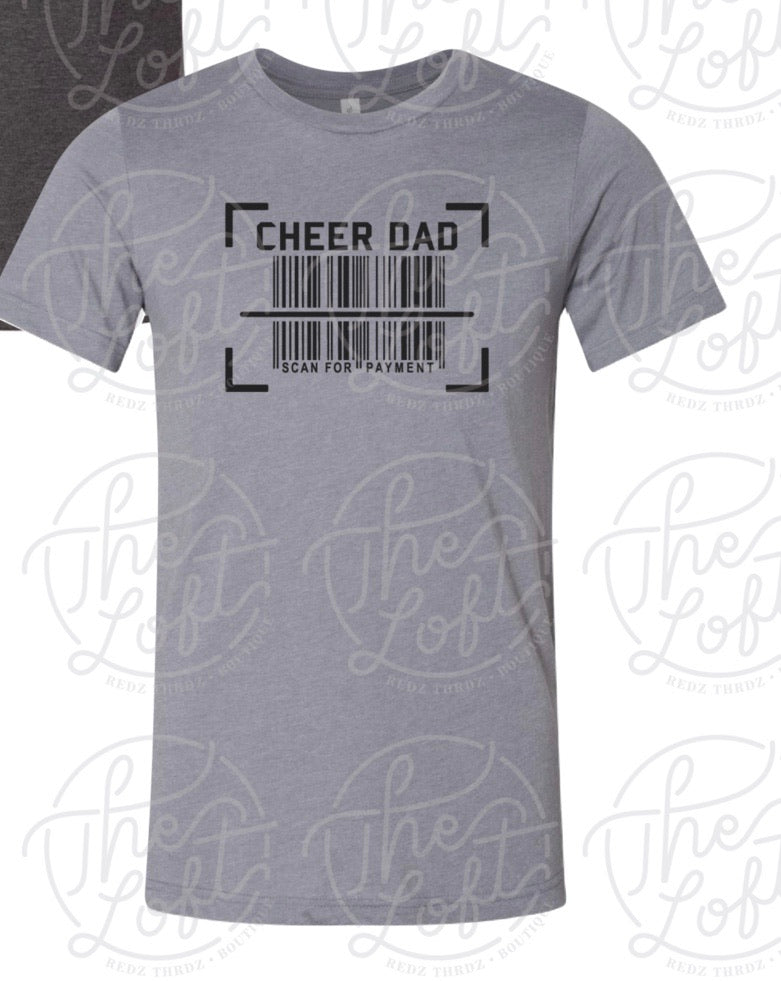 Cheer Dad - Buggy Boos Embroidery