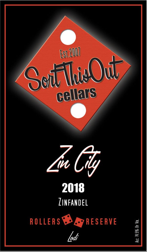 2018 Zin City Zinfandel