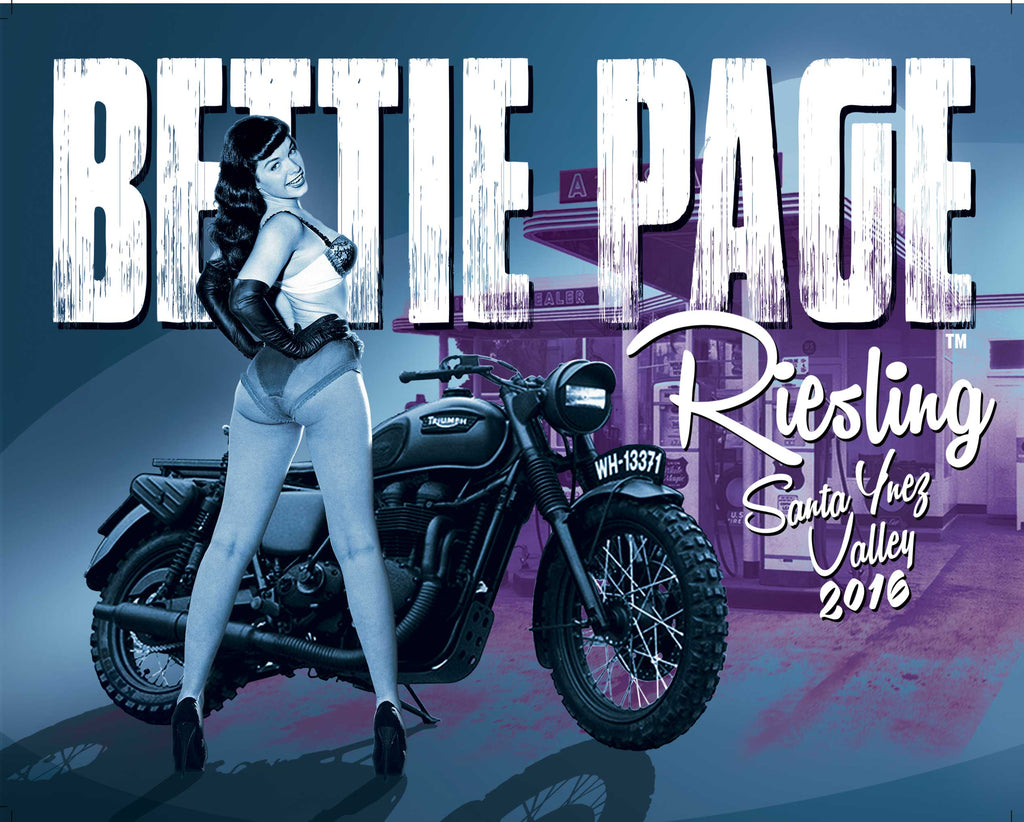 Bettie Page Riesling