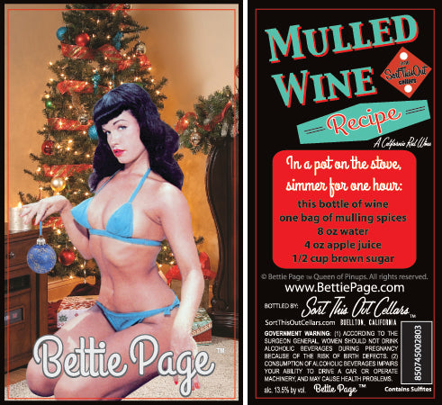 **Case Special **Holiday Mulling Spice Set/Mulled Wine