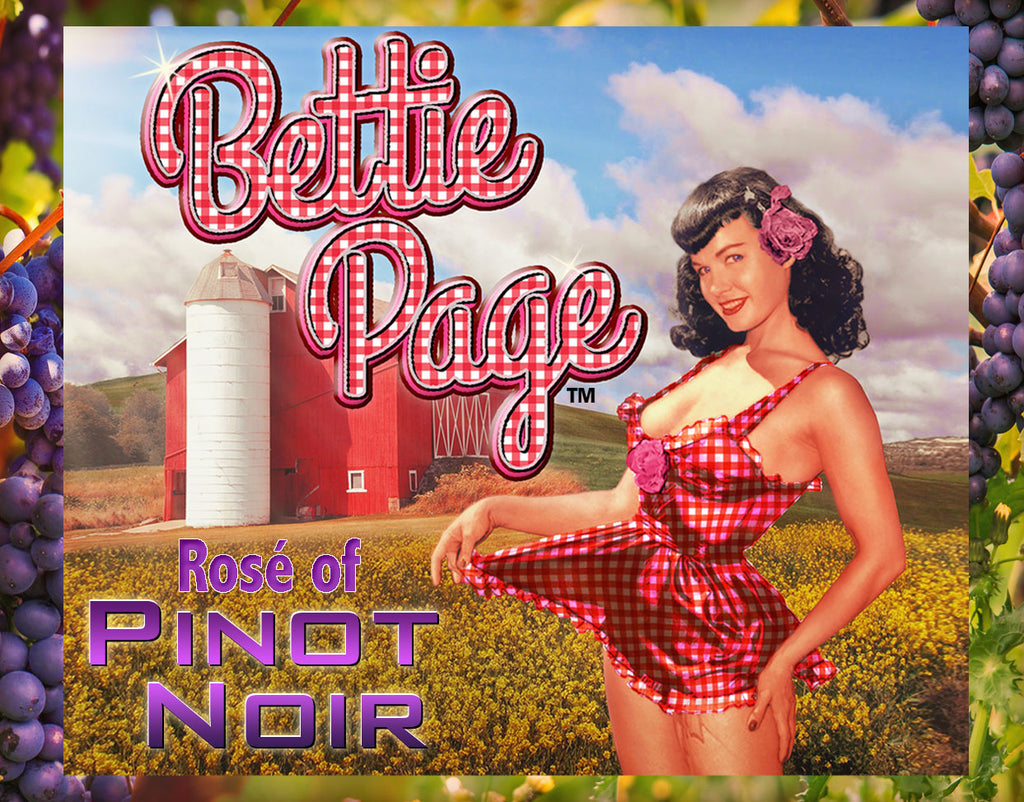 Bettie Page Rosé of Pinot Noir