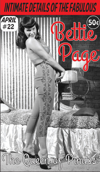 "Bettie Page ""Queen of Pinups"" Cabernet"