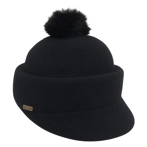 Black English Riding Hat