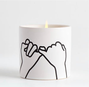 Pinky Promise Soy Candle
