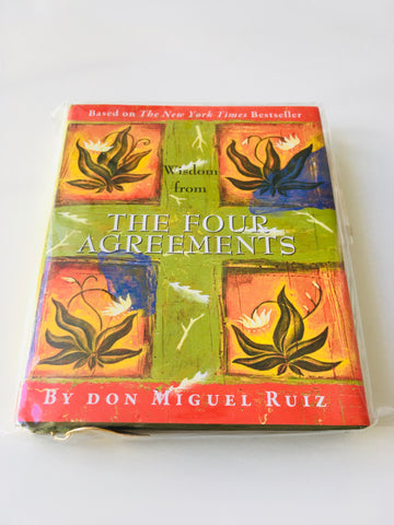 Miniature Four Agreements Friendship Book