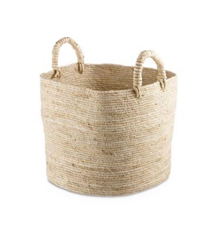 Eco-friendly Woven Basket