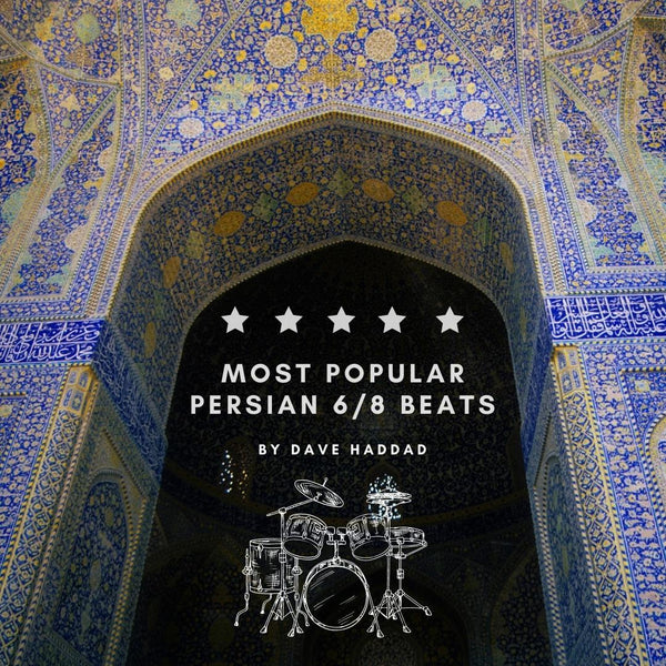 Most Popular Persian Drum Beats - HADDAD BEATS