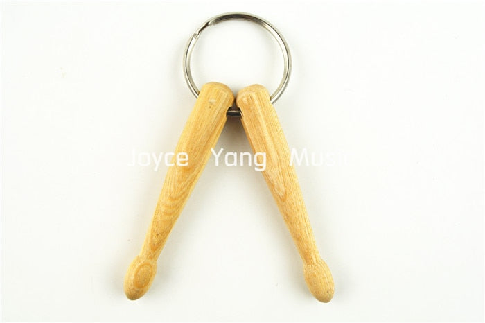 Mini Drum Sticks Key Chain - HADDAD BEATS