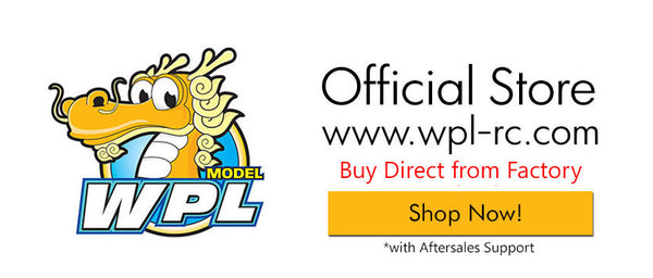 WPL RC Official Store
