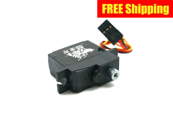 17g Digital Metal Gear Servo - WPL RC Official Store