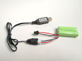 2S 7.4V USB Battery Charger - WPL RC Official Store