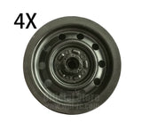 Wheel V3 (C34 & C44) - 4 pieces - WPL RC Official Store