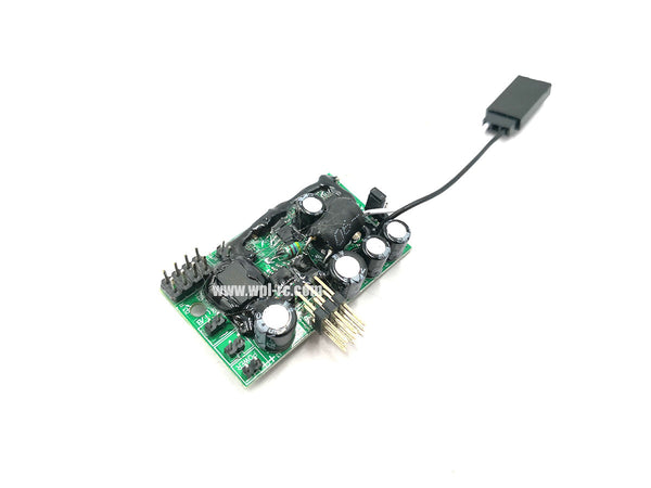 Receiver for Sound System V3 - WPL RC Official Store