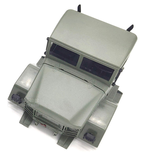 B16 Bodyshell - Front Cab - WPL RC Official Store