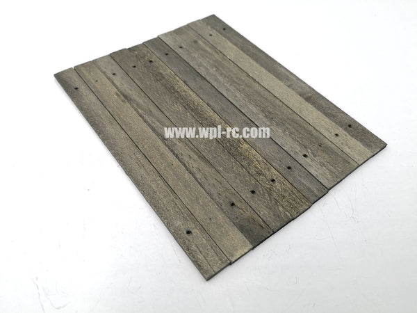 C44 Wooden Decking Strip - WPL RC Official Store