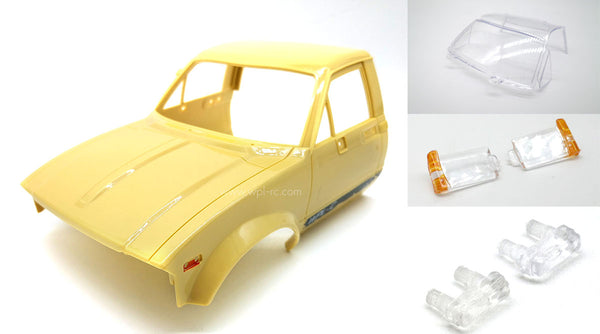 C14 Front Cabin Body Set - WPL RC Official Store